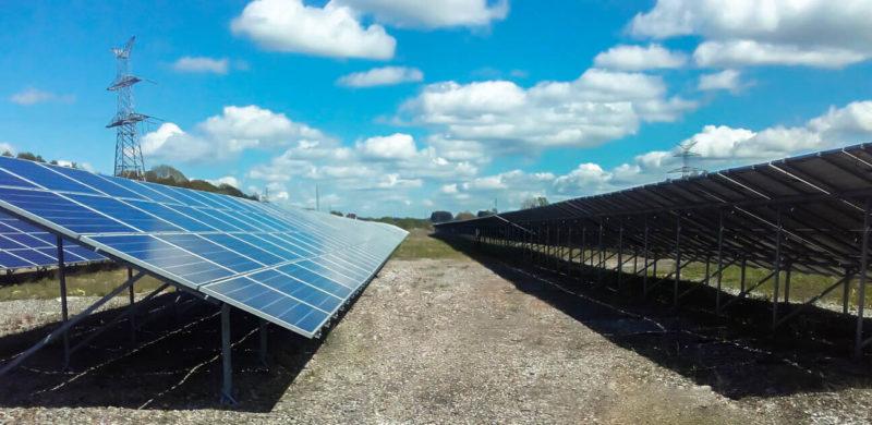 Entretien de la plateforme photovoltaïque à Arlon