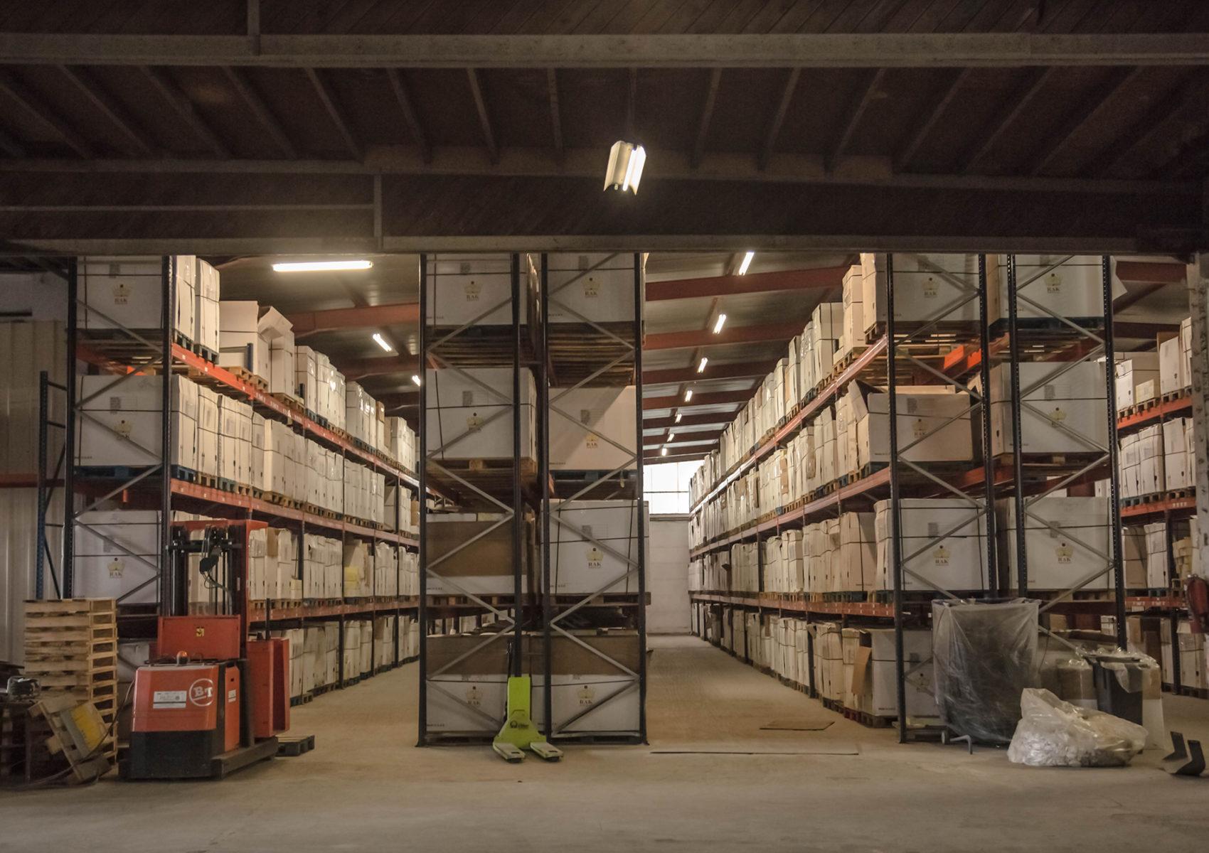 Service logistique pour entreprise Arlon