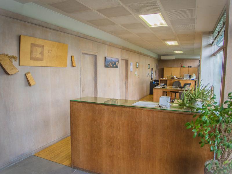 Zucarlux Arlon entrepot, manutention, recyclage, bois. Luxembourg