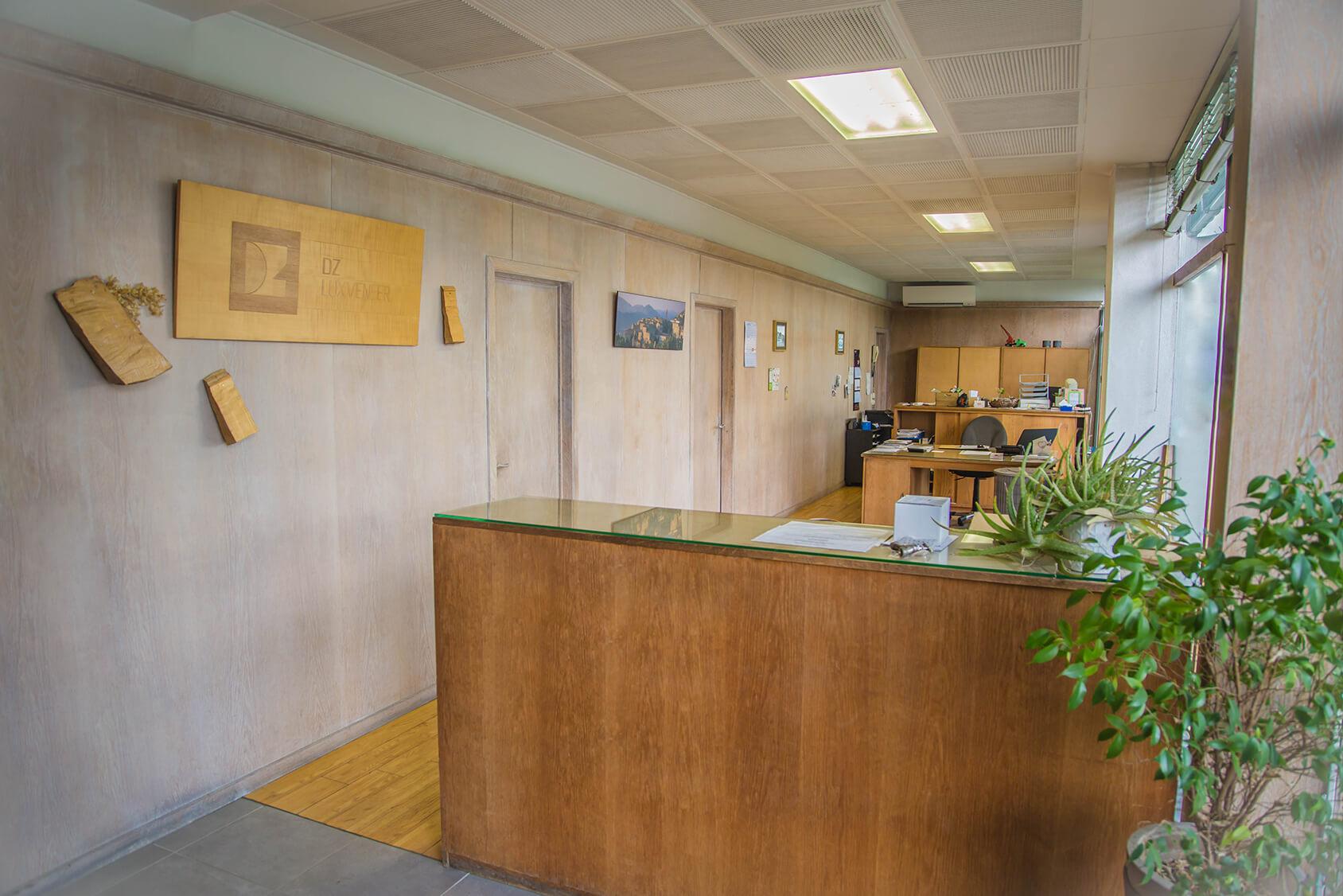 Zucarlux Arlon location entrepot manutention recyclage bois Luxembourg