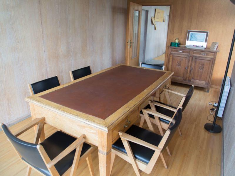Zucarlux salle de réunion, centre de logistique et manutention