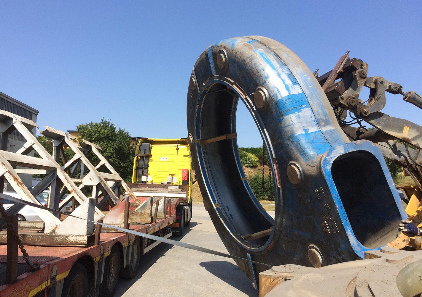 Stockage et manutention pont à bascule de 10kg à 60000kg Messancy, Arlon, Luxembourg